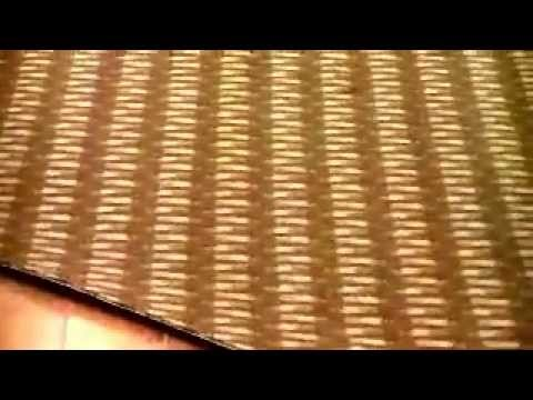 Patterned Carpet Bow And Skew Youtube