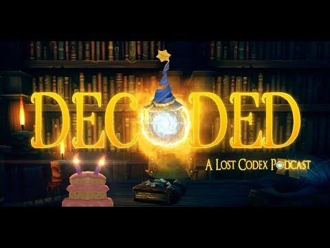 Decoded, A Lost Codex Podcast: Episode 1 | The Origins of the Codex