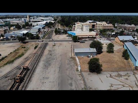 Developer Hopes To Improve Railroad Corridor In Downtown Meridian