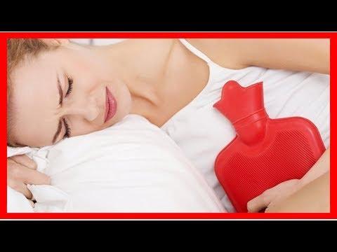 Bolest hlavy při menstruaci