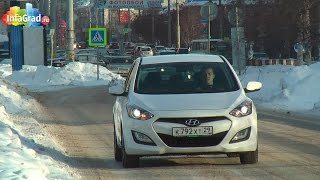 Тест драйв Hyundai i30