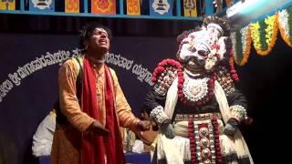 Yakshagana --- Rathi kalyana - 4 - Hasya