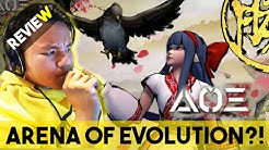 REVIEW GAME ARENA OF EVOLUTION RED TIDES INDONESIA - AUTOBATTLER ANDROID iOS GAMEPLAY
