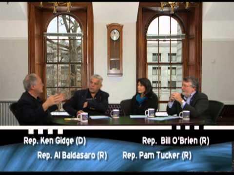 The Art of Politics - Season 2, Episode 33 - Rep. Pam Tucker & Rep. Al Baldasaro
