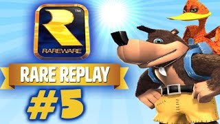Best Friends Play Rare Replay (Part 5 FINAL)
