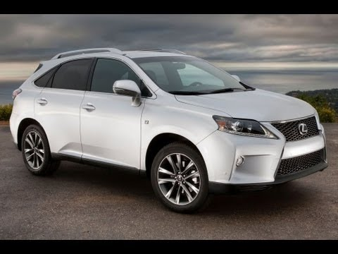 2013 lexus rx 350 3 5 l v6 review youtube. Black Bedroom Furniture Sets. Home Design Ideas