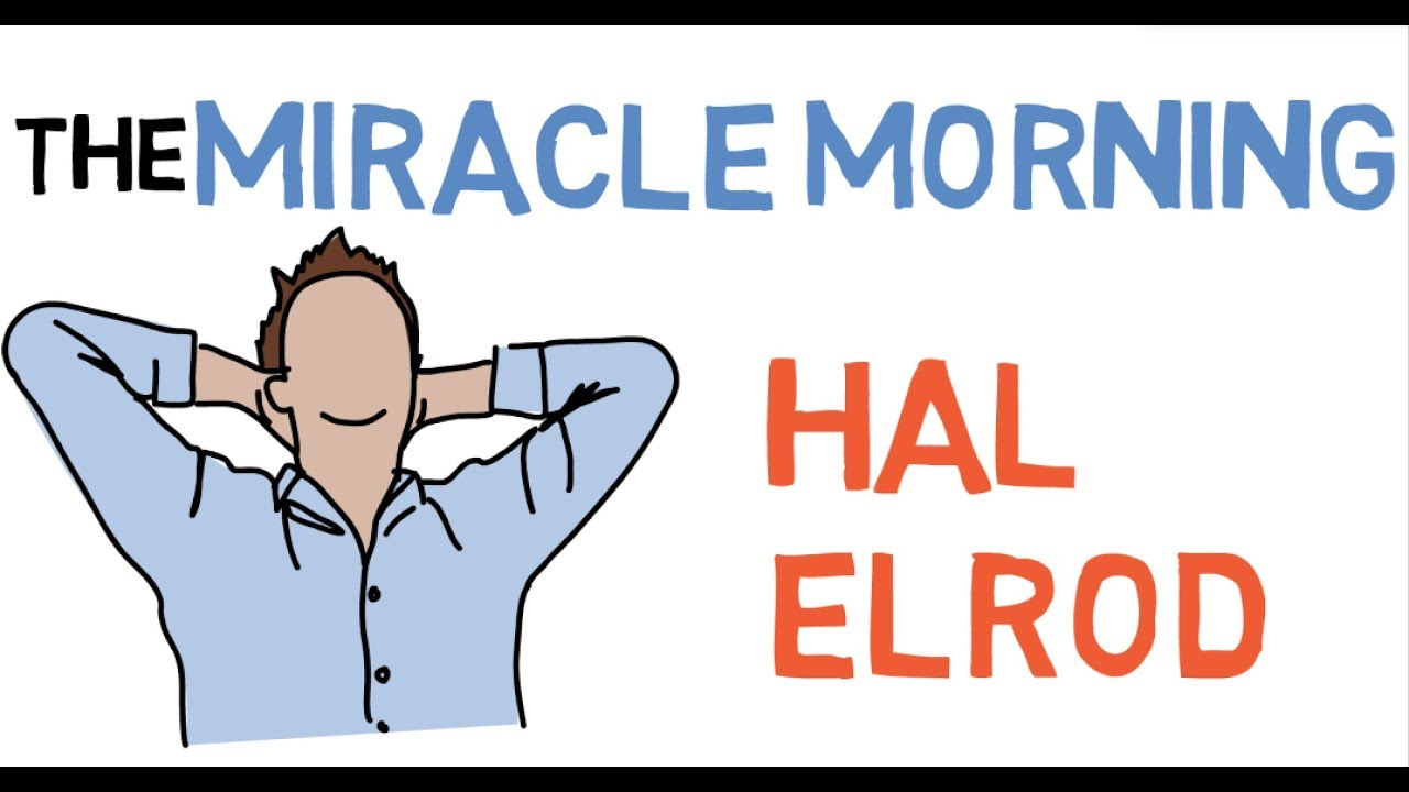 the miracle morning hal elrod animated book summary. Black Bedroom Furniture Sets. Home Design Ideas
