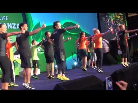 Herbalife 24 Brand Launch at 2014 Singapore Extravaganza