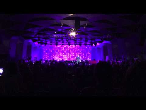 Josh Groban tribute to Robin Williams at Tanglewood, Aug., 30, 2014