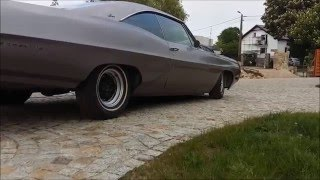 Pontiac Bonneville 67'  V8  400+HP