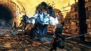 Dark Souls 2 Gameplay Trailer - FIRST GAMEPLAY (Dark Souls II Impressions/Review)