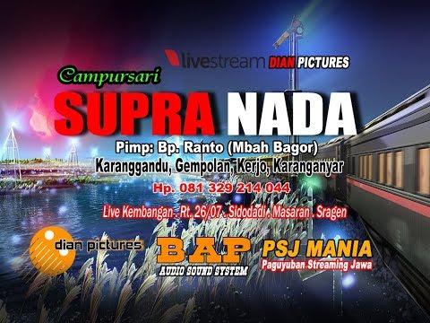 Live Streaming DIAN PICTURES MULTIMEDIA//CS. SUPRA NADA//BAP SOUND//LIVE SIDODADI MASARAN