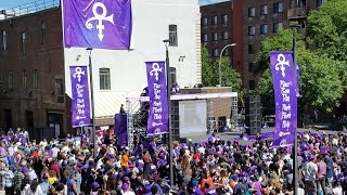 Spike Lee's Tribute to Prince
