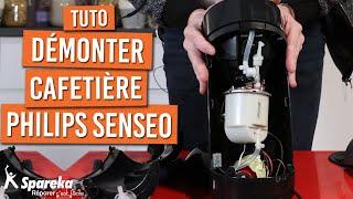 Comment démonter une cafetière SENSEO