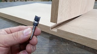 [Woodworking] Make a Router Gu…