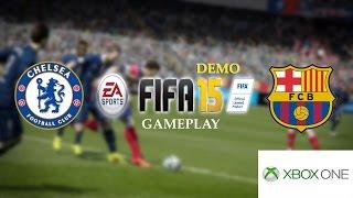 FIFA 15 Demo Gameplay: Chelsea vs. Barcelona (Penalty Shootout | XBOX One)