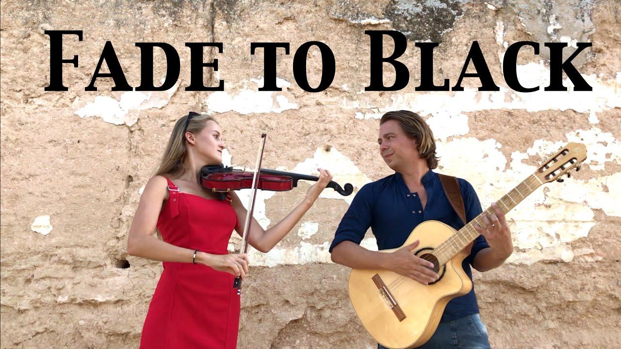 Download METALLICA - Fade to Black (Acoustic) - Guitar & Violin by Thomas Zwijsen & Wiki Krawczyk