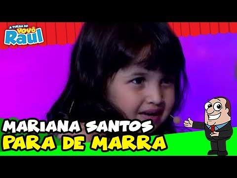 """MARIANA SANTOS - """"Para de Marra"""""""