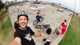 NITRO CIRCUS DAY OFF IN SOUTH AFRICA