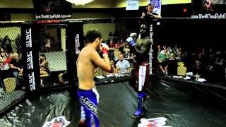 WCFL 9    David Miles vs Doug Moore