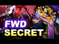 SECRET vs FORWARD - GROUP B FINAL - CHONGQING MAJOR DOTA 2