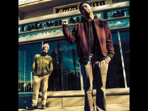Damu The Fudgemunk & Flex Mathews - Dreams & Vibrations [Full Album]