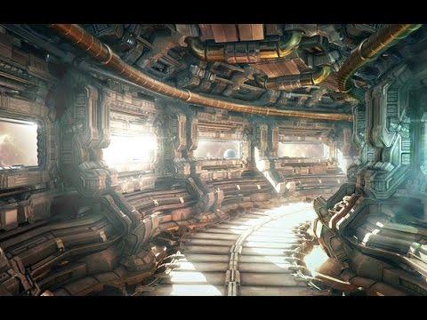 2157(1)Inside of UFOs UFOの内部・UFOの内部はどうなっているのかbyはやし浩司Hiroshi Hayashi, Japan