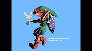 Download Majora's Mask Orchestrations - 06 Music Box House MP3 song and Music Video