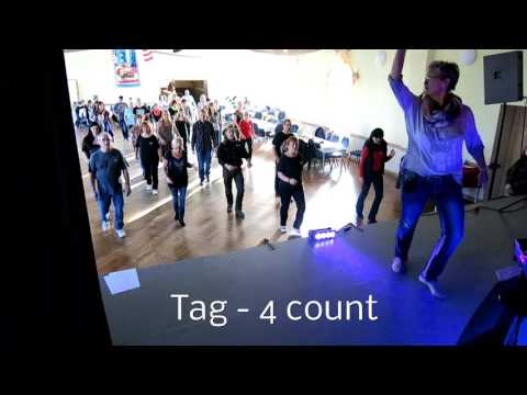 BRING DOWN THE  HOUSE - LINE DANCE