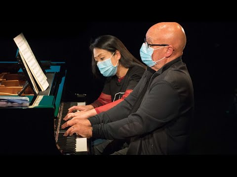 Concert: Philip Glass by Maki Namekawa and Dennis Russell Davies