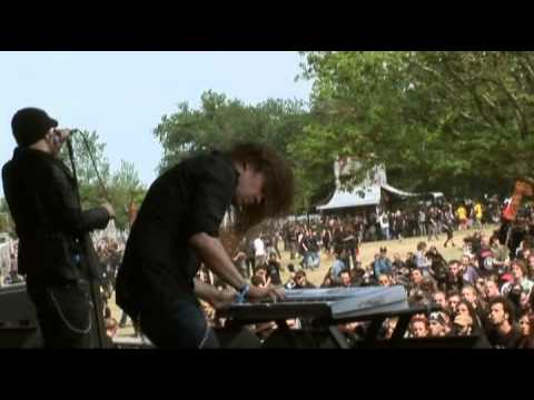 Swallow The Sun - Swallow (Horror Pt.1) - Live Hellfest 2010