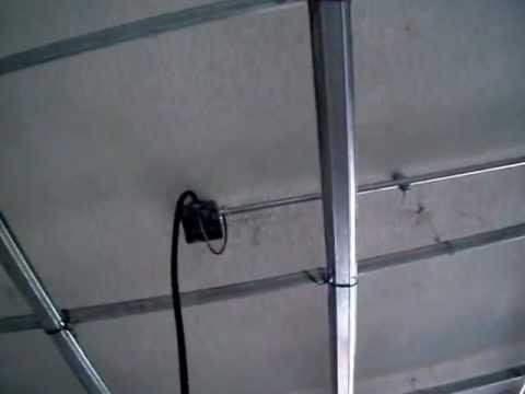 Cableado electrico en plafon de tablaroca 05 youtube - Tuberia para instalacion electrica ...