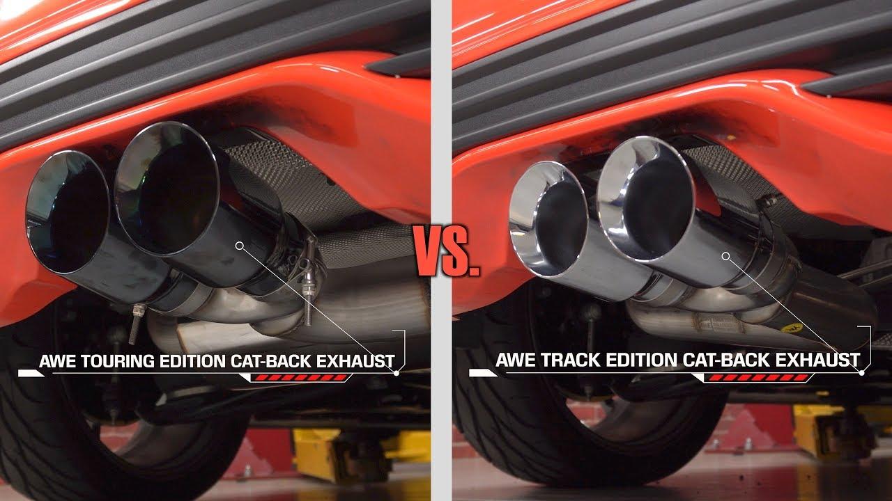 Focus ST AWE Cat-Back Exhaust Comparison 2013-2018