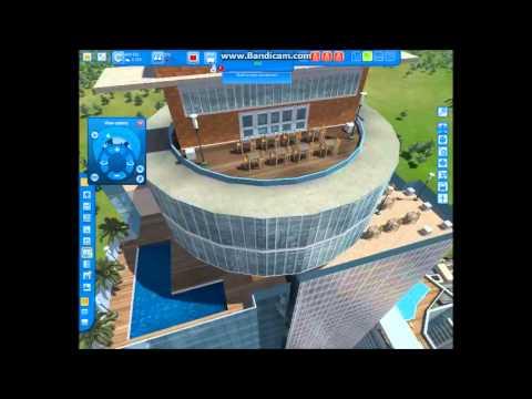 Cities XL Mod - Cemindo Tower Jakarta