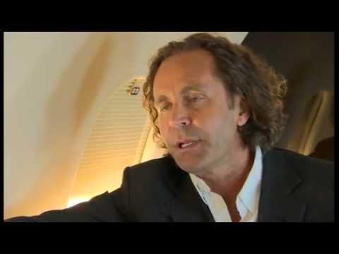 BBC World News | Super rich: Private jet company soars