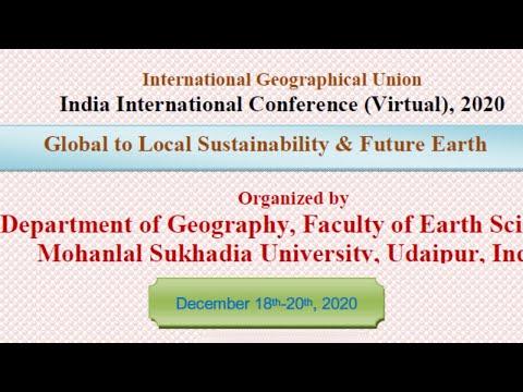 India International Conference (Virtual), 2020 : IGU