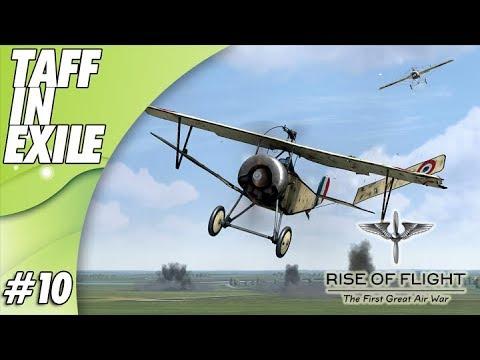 Rise Of Flight | Jasta 8  | EIII Wobble Wings