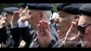 Французы на Корейской войне 1950-1953 годов.
