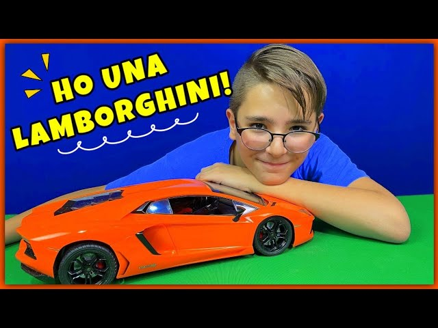 HO COMPRATO UNA LAMBORGHINI! - Leo Toys