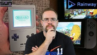 News Wave! - The Ultra Game Boy Gets Announced And Was Rainway On Switch Cancelled?