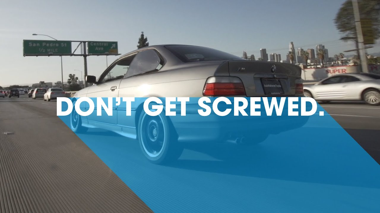 Don t Get Screwed Buying A Used Car