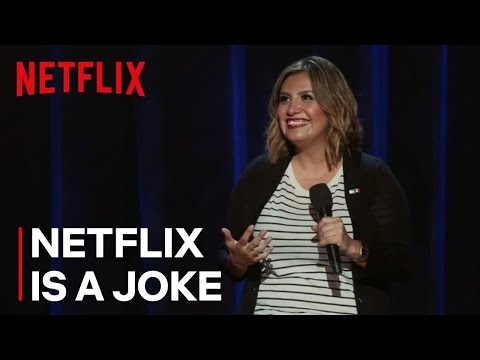 Cristela Alonzo: Lower Classy  Team Loyalty  Netflix Is A Joke  Netflix