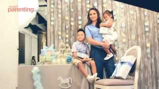 Watch: Behind the Scenes with Kristine Hermosa and Kids