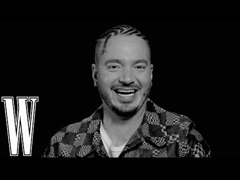 Songs of My Life with J Balvin | W Magazine