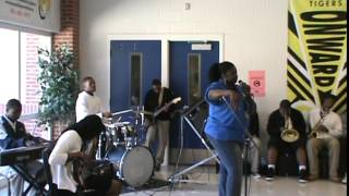 Memphis Manassas High Stage Band The Way