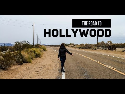 The Road to Hollywood Actress Vlog Across The U.S