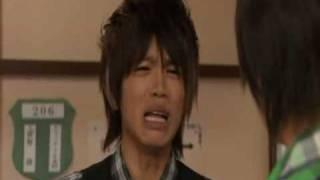 Yamamoto Yusuke Hana Kimi Pouting Scene