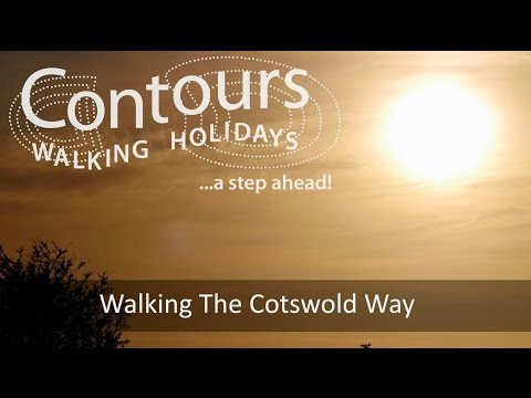 Walking the Cotswold Way with Contours Walking Holidays