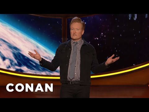 #ConanCon Monologue: 7/20/19 - CONAN on TBS