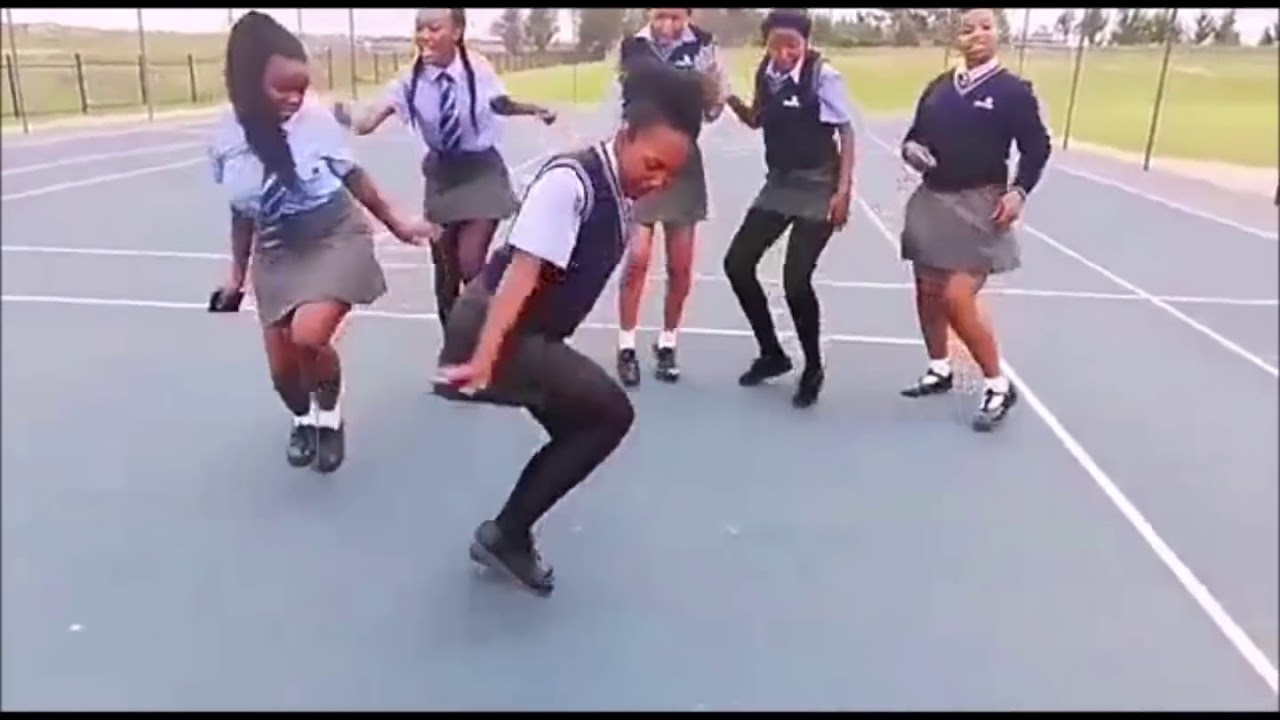South African kids Dance new 2019